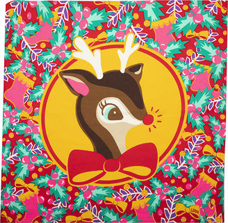 It's Christmas Deer -knot wrap