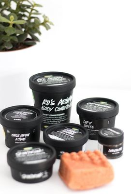 Based On -blogi: Lush Skincare Essentials for Incredibly Soft Skin
