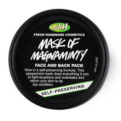 Mask Of Magnaminty - Self Preserving