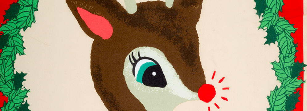 It's Christmas Deer ruskea